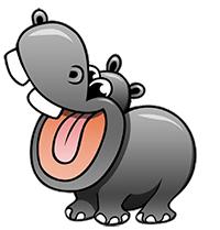 SLOPPY HIPPO